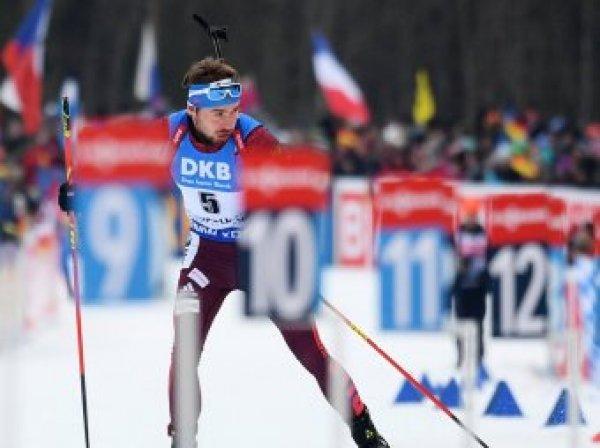 Биатлон, Кубок мира 2018: 6 этап стартует 18 января в Антхольце