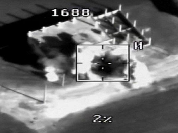 Минобороны обнародовало видео уничтожения диверсантов в Сирии