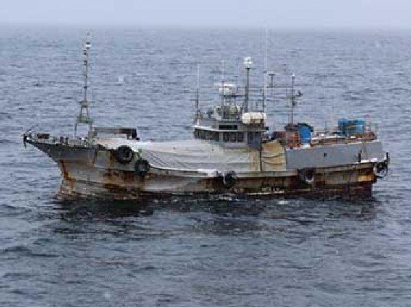 """В Японском море пропало российские рыболовное судно """"Восток"""" с 21 человеком на борту"""