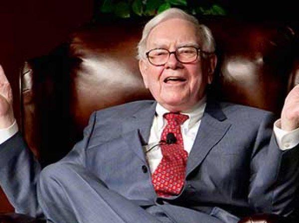 """Миллиардер Уоррен Баффет предрек биткоину """"плохой конец"""""""