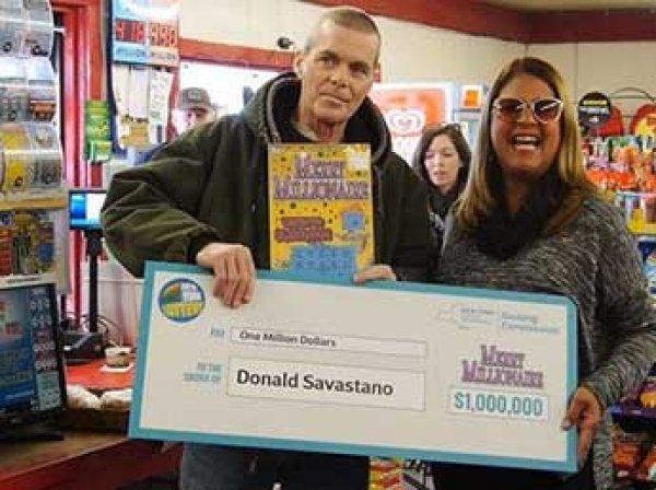 Американец выиграл в лотерею  млн и умер через три недели