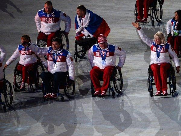Российские паралимпийцы поедут в Пхенчхан под нейтральным флагом