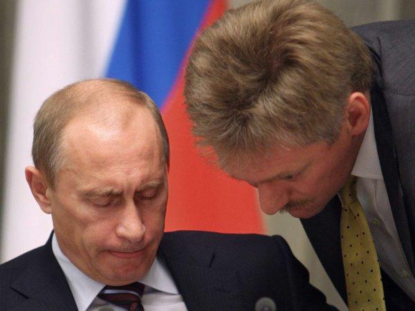 Песков рассказал о том, чего больше всего не любит Путин