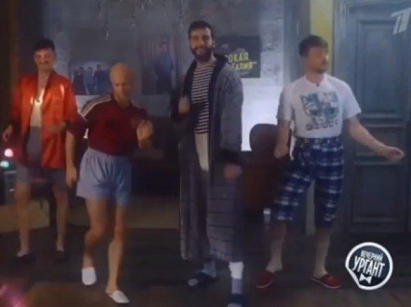 Иван Ургант поддержал ульяновских курсантов своим видео