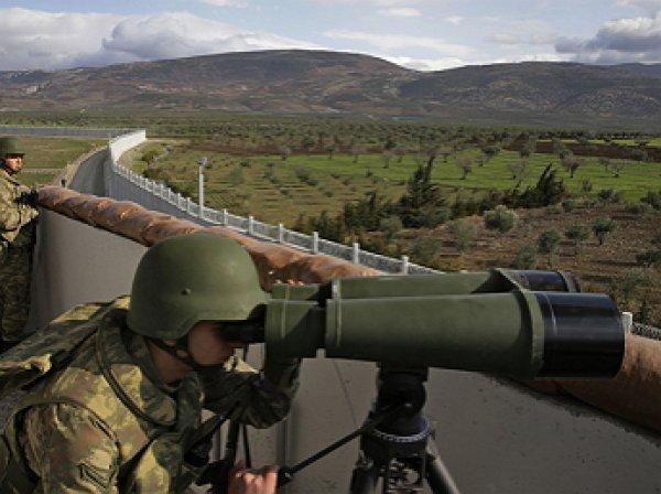 Курды запустили ракеты поТурции