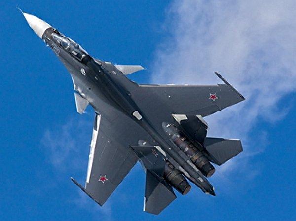 СМИ: российский истребитель пролетел в 1,5 метрах от самолёта-разведчика США