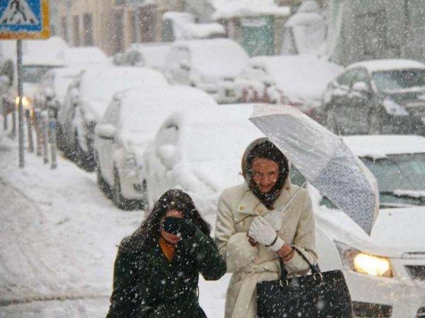 Синоптики рассказали, когда в Москву придут морозы и снег