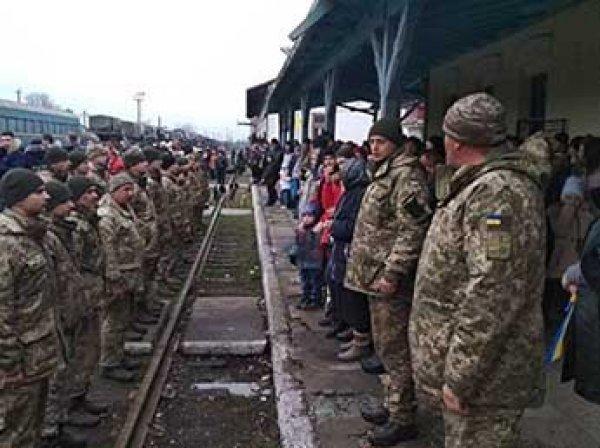 С Донбасса вывели одну из крупнейших бригад военных сил Украины