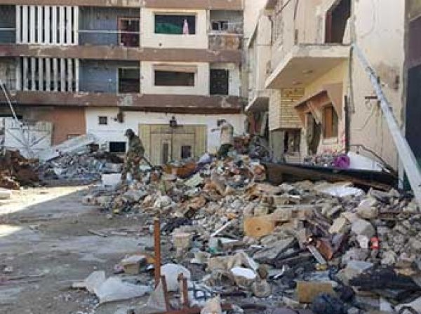 В ливийском Бенгази 33 человека стали жертвами двойного теракта