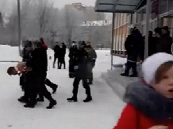 Телевизионщики выделили 3 минуты на трагедию в пермской школе