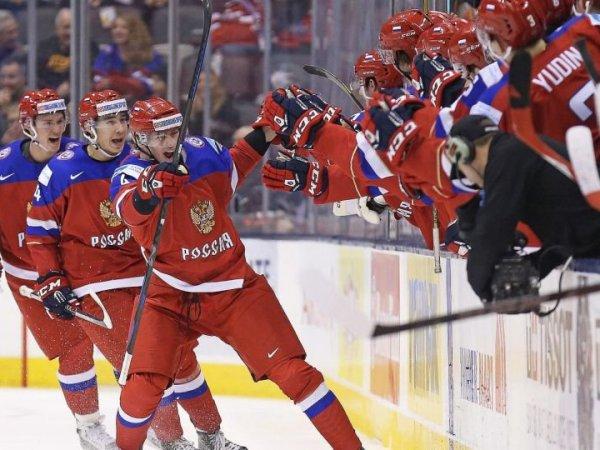 Стал известен состав сборной России по хоккею на Олимпийские игры в Пхенчхане