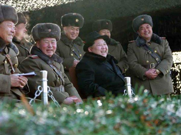 """ЦРУ: Северная Корея может атаковать США через """"пару месяцев"""""""