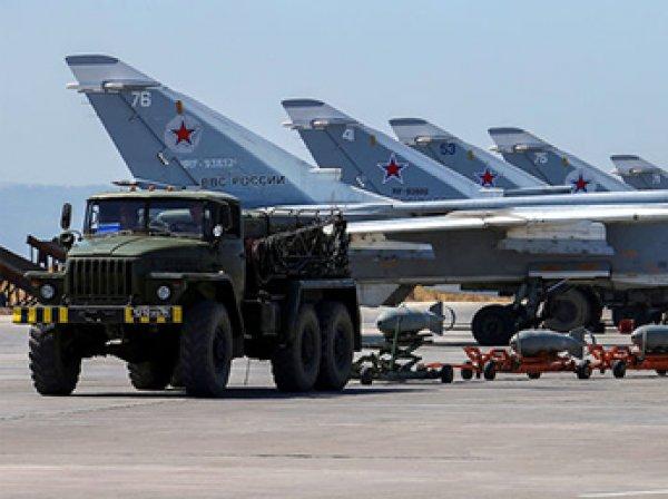 Минобороны установило место запуска дронов, атаковавших базу Хмеймим в Сирии