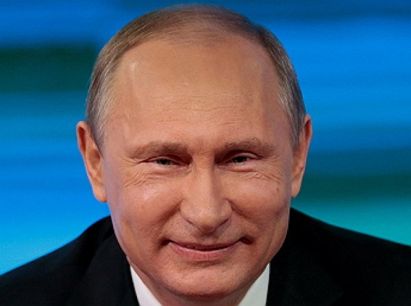 Путин открыл предвыборный штаб в Москве