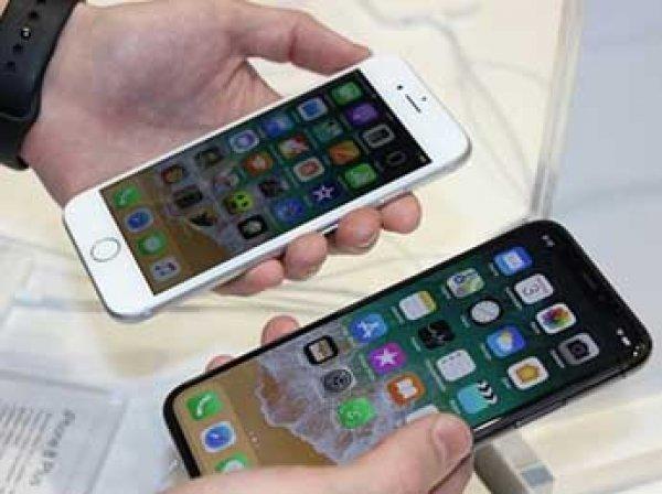 В Сеть попали первые изображения iPhone XI