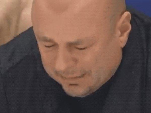 Известный тренер Александр Жулин объяснил слезы на турнире страшной трагедией