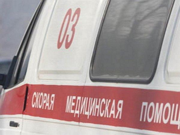 В Сети появилось видео падения роженицы из окна роддома в Омске