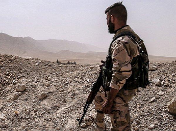 Сирийская армия получила удар вспину