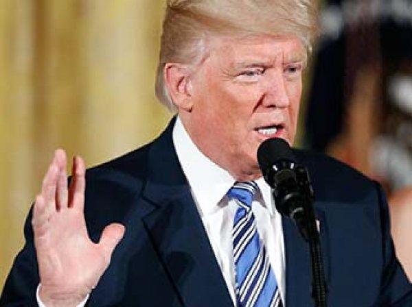 Трамп огласил свой рейтинг фейковых новостей