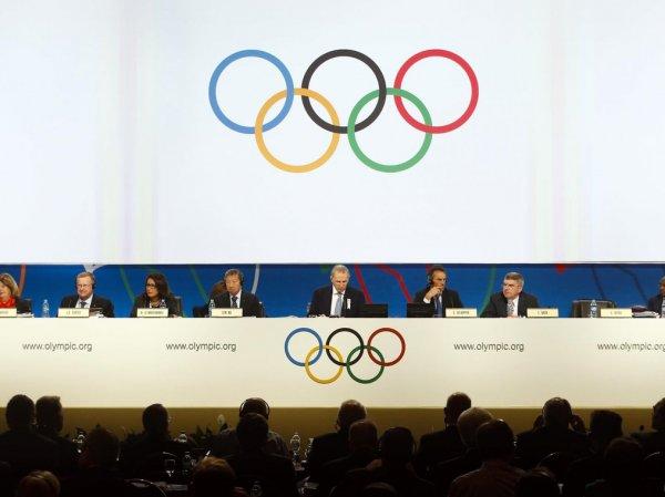 МОК озвучил критерии, которыми руководствовался при допуске россиян к участию в ОИ-2018