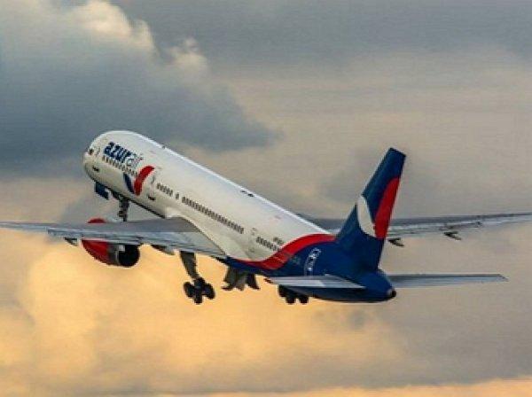 Названа причина экстренной посадки в США самолёта Azur Air, следовавшего из РФ на Кубу