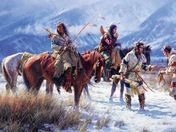 Ученые: первыми Америку заселили выходцы с территории России