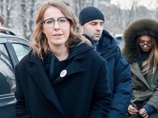 СМИ узнали детали предвыборной поездки Собчак в США