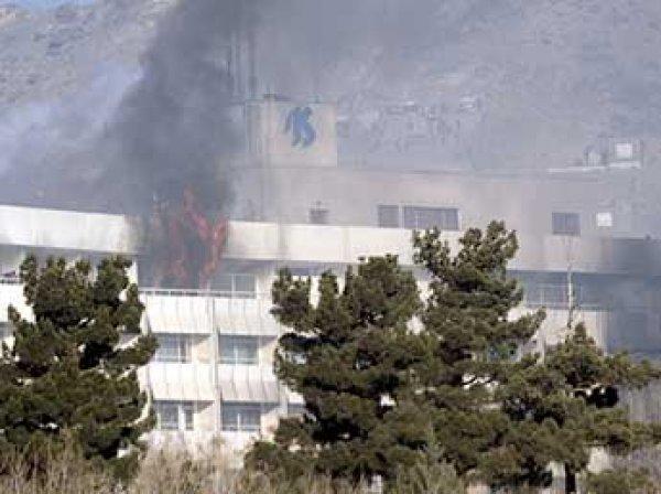 Боевики устроили теракт в отеле в Кабуле: погибли 43 человека, в том числе 14 иностранцев