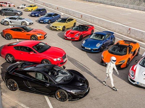 TopGear составил рейтинг самых ненадежных автомобилей