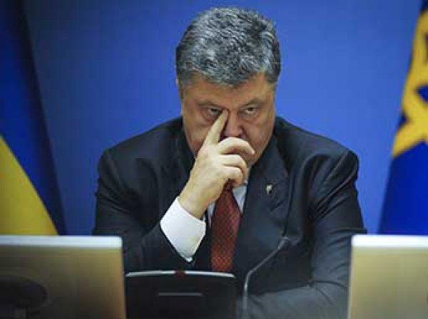 Немецкие СМИ узнали, что Порошенко тайно владеет заводом в Германии