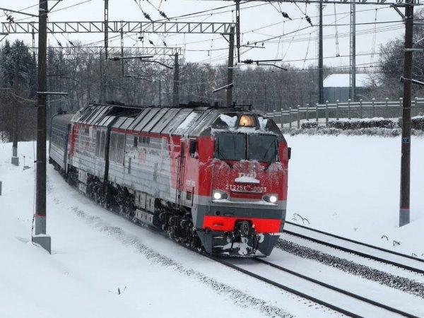 В Подмосковье парень погиб под колесами поезда