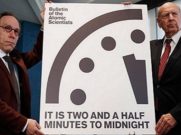 До «ядерной полуночи» осталось 2 минуты