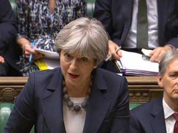 В парламенте Великобритании из строя вышли сразу 200 туалетов