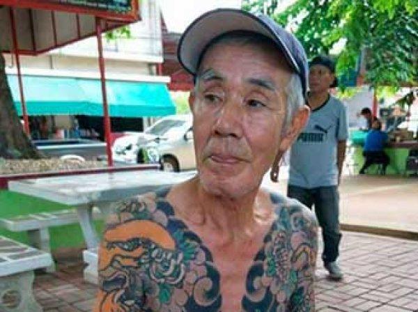 В Таиланде после вирусного фото в Facebook поймали скрывавшегося 15 лет главаря якудзы