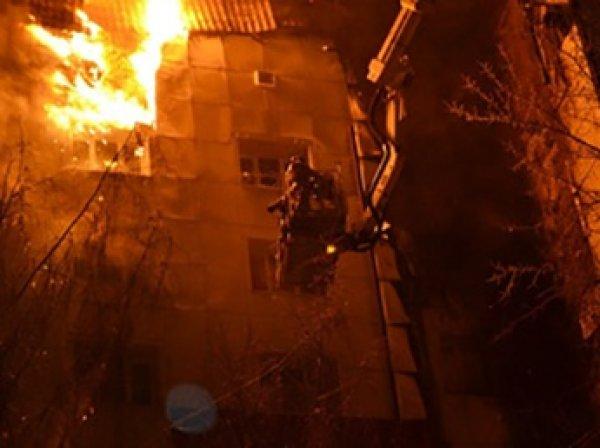 В Тюмени задержали мужчину, устроившего пожар в многоэтажке с одним погибшим