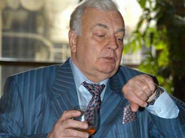 Михаил Державин перед смертью простился со зрителями в своем последнем интервью