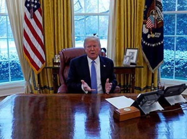 Трамп предложил перенести из Минска переговоры по Донбассу