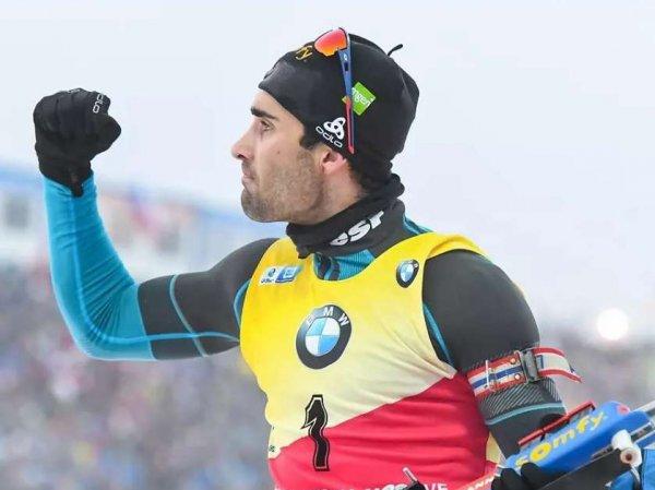 Мартен Фуркад выиграл спринт на этапе КМ в Оберхофе