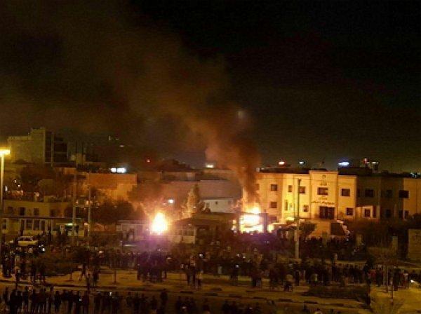 Число жертв столкновений в Иране достигло 20 человек