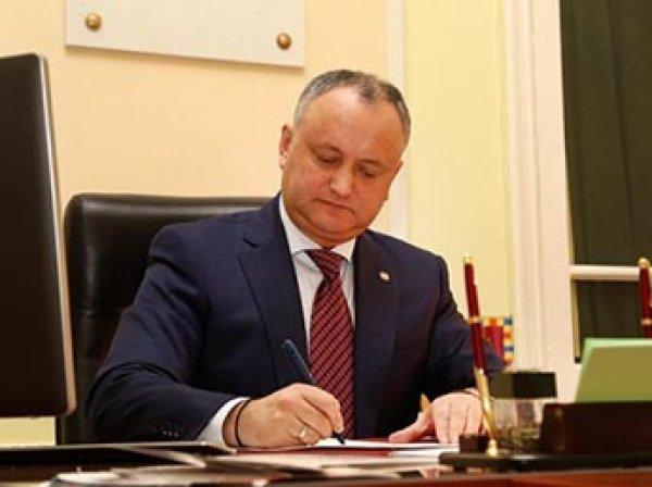 В Молдавии запретили российские новости