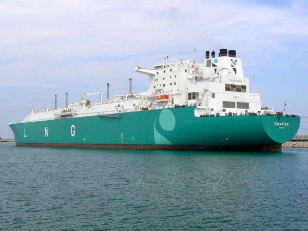 Названа причина демарша танкера с российским газом для США