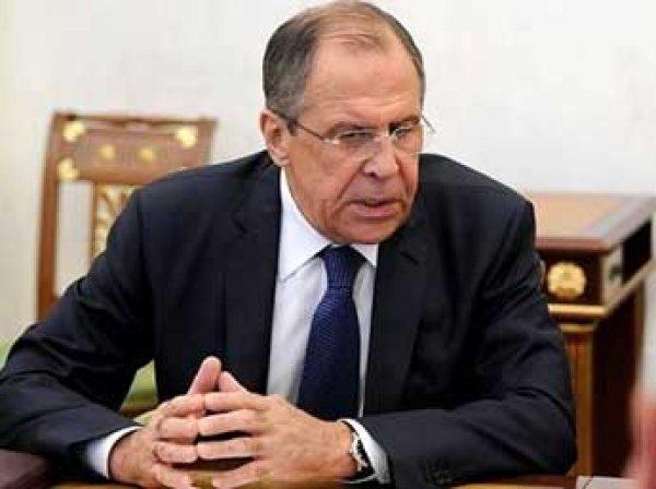"""Лавров рассказал о """"бешенстве"""" Турции из-за спецоперации США в Сирии"""