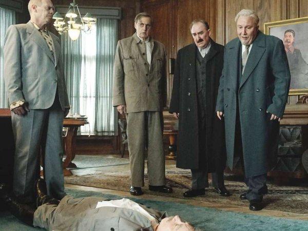 Фильм о смерти Сталина оскорбил не видевшего картины правнука вождя