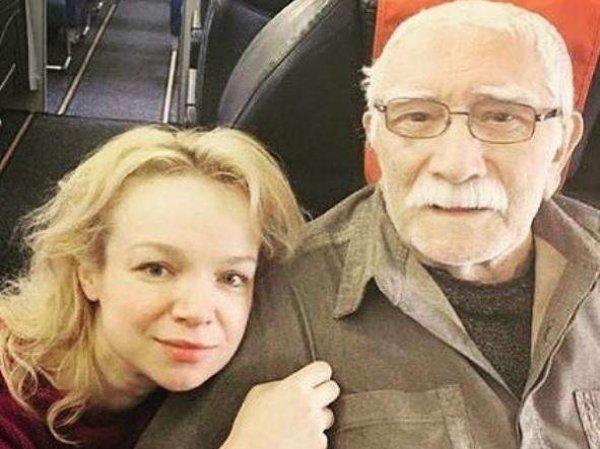 Виталина Цымбалюк-Романовская рассказала о покончившей с собой дочери Джигарханяна