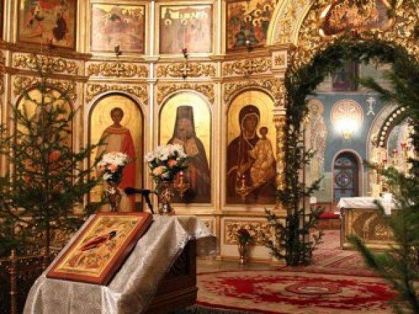 Какой сегодня праздник: 7 января 2018 года отмечается церковный праздник Рождество Христово