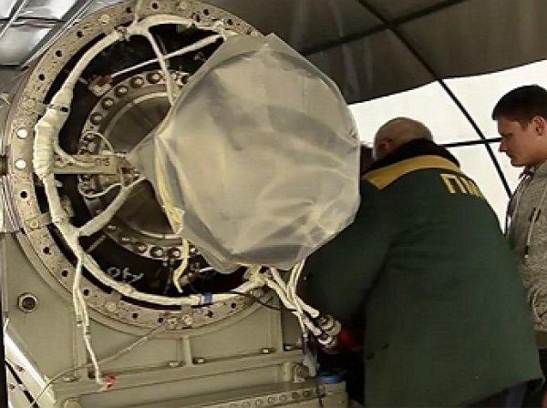 Украина испытала новый ракетный комплекс