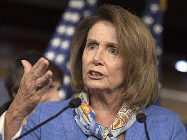 Лидер демократов Нэнси Пелоси побила рекорд выступлений в Конгрессе США