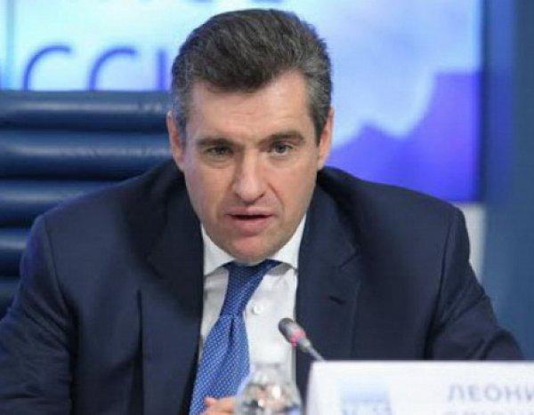 СМИ: три журналистки пожаловались на домогательства со стороны депутата от ЛДПР Леонида Слуцкого