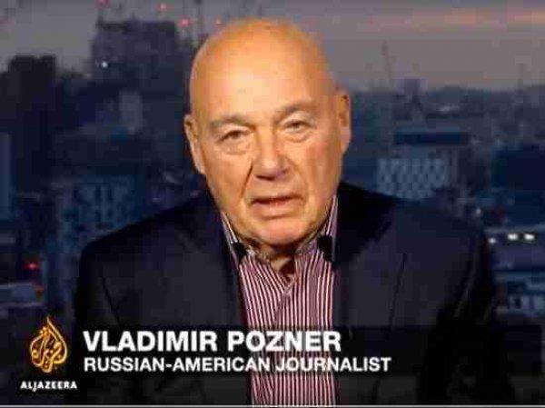 Познер объяснил, почему покинул прямой эфир телеканала Al Jazeera