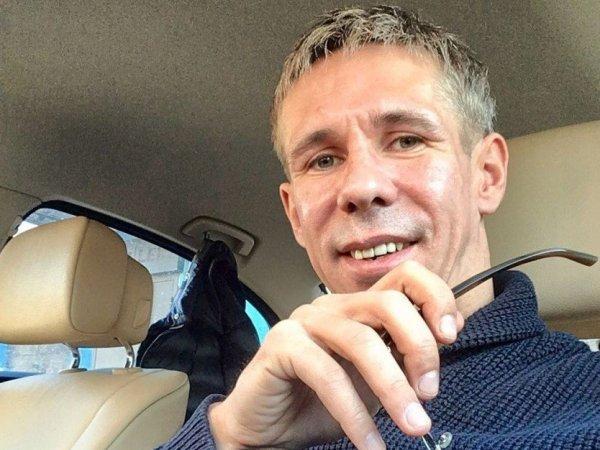 Московские гаишники задержали актера Алексея Панина